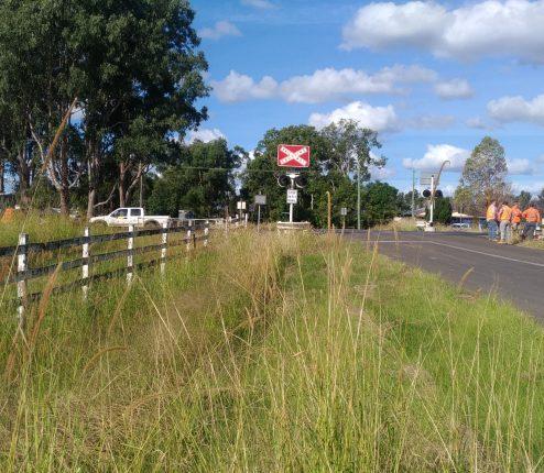 rappville shared path bushfire